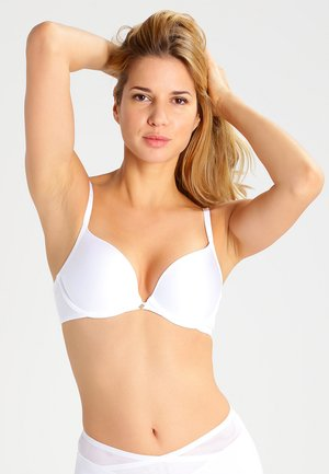 BODY MAKE-UP  - Biustonosz push-up - white