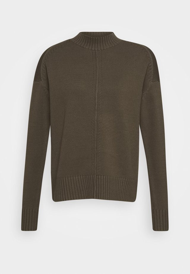 SLFKISA CREW NECK - Pullover - kalamata