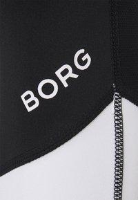 Björn Borg - REGULAR BLOCK  - Collant - brilliant white - 2