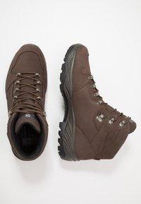 Scarpa - TELLUS GTX - Hiking shoes - brown - 1