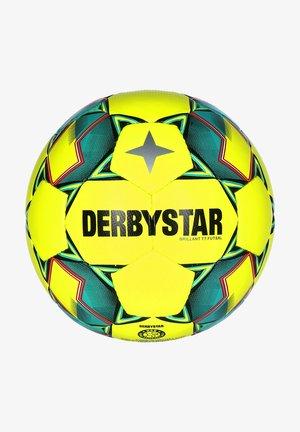 Football - gelb / grün / orange