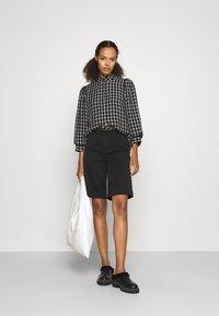 Bruuns Bazaar - PRIVET LICA SHIRT - Blouse - black - 1