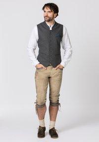 Stockerpoint - Waistcoat - grey - 1