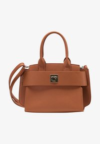 usha - Handbag - cognac - 0