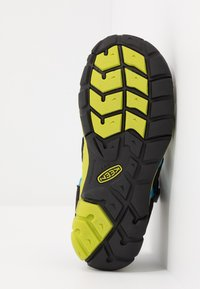 Keen - SEACAMP II CNX - Chodecké sandály - black/brilliant blue - 5