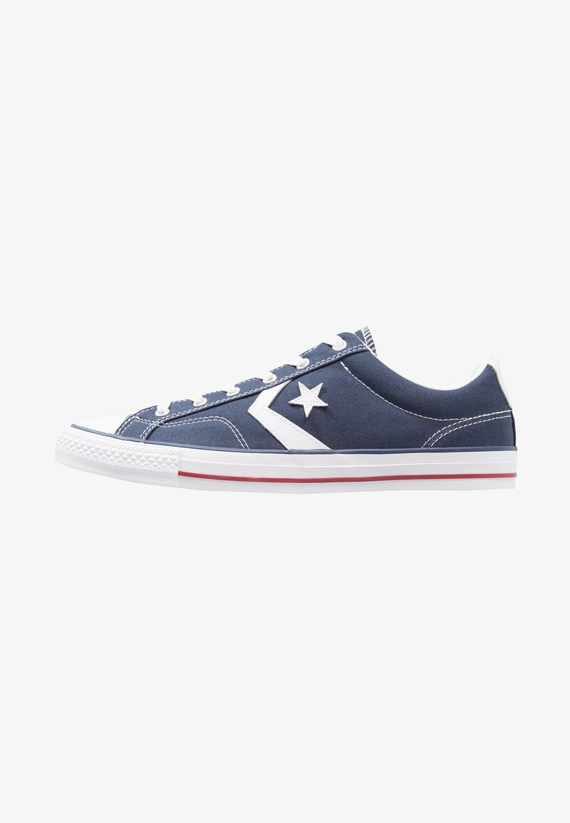 Converse - STAR PLAYER - Tenisky - navy/white