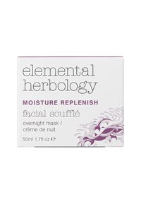 Elemental Herbology - FACIAL SOUFFLÉ OVERNIGHT CREAM 50ML - Face mask - neutral - 2