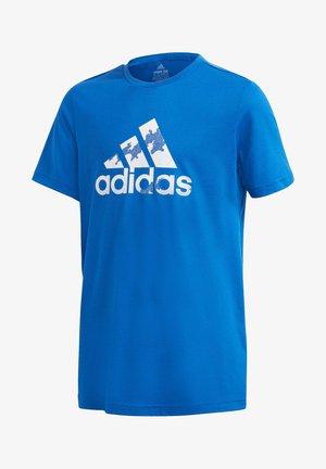 PRIME - Print T-shirt - blau