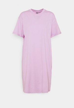 PCRIA - Jersey dress - orchid bloom