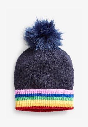 Beanie - multi-coloured