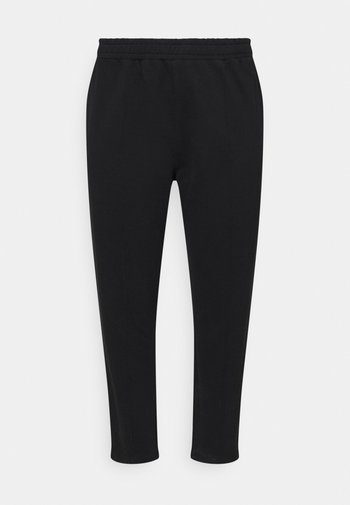 SEAM FRONT TAPERED JOGGERS