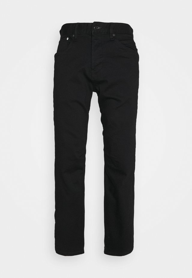FUSION - Jeans relaxed fit - black