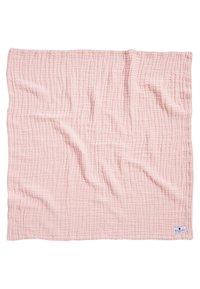 Nordic coast company - 4-IN-1 - Muslin blanket - rose - 1