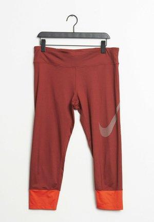 Leggings - Trousers - orange