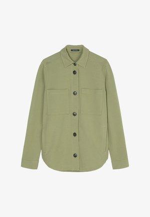 Summer jacket - dried sage