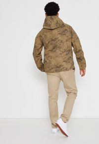 The North Face - PRINTED CLASS FANORAK - Outdoorová bunda - olive - 3