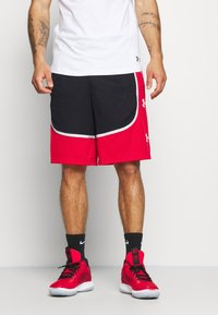 Under Armour - BASELINE RETRO - Sports shorts - black - 0