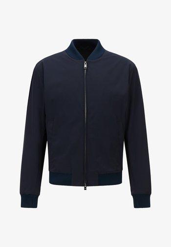 Bomber Jacket - dark blue