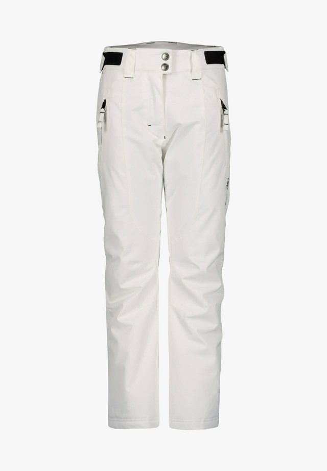 Snow pants - weiss