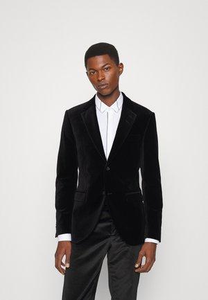 JAMONTE - Blazer jacket - black