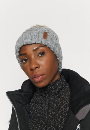 BLIZZARD BEANIE - Beanie - heather grey