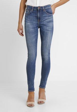 HIGHTOP TILDE - Jeans Skinny Fit - mid indigo