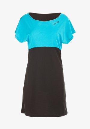 MCK001 ULTRA LIGHT - Sports dress - sky blue/schwarz