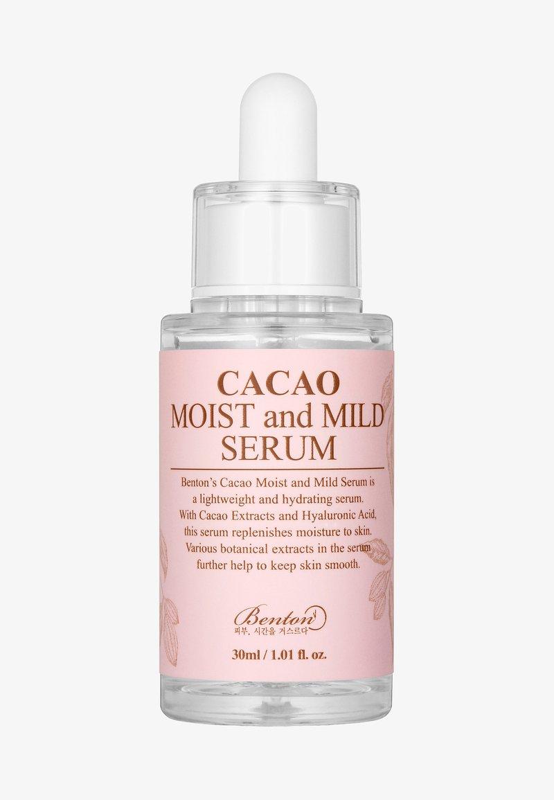 Benton - CACAO MOIST AND MILD SERUM  - Serum - -