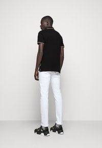 Versace Jeans Couture - ADRIANO LOGO - Polo shirt - nero - 2