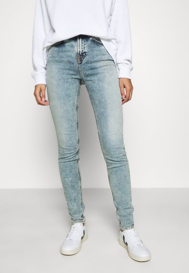 HIGHTOP TILDE - Jeans Skinny Fit - hidden springs