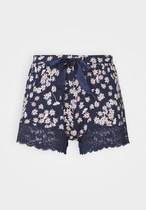 SHORT DAISY - Pyjama bottoms - peacot