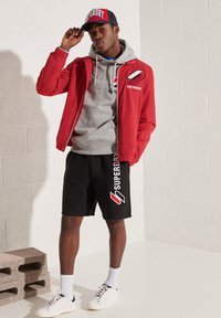 Superdry - CAGOULE - Training jacket - varsity red - 1