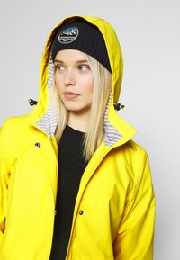 CMP - RAIN JACKET FIX HOOD - Impermeable - cedro - 3