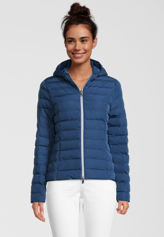 BERGEN UP - Winter jacket - blau