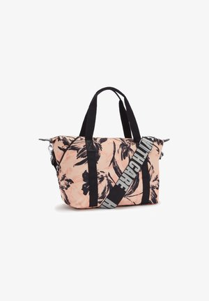ART - Handbag - coral flower