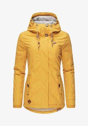 MONADE - Winter coat - honey