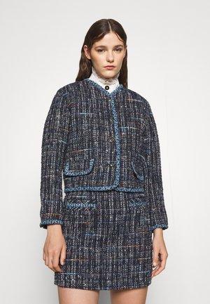 Summer jacket - bleu marine