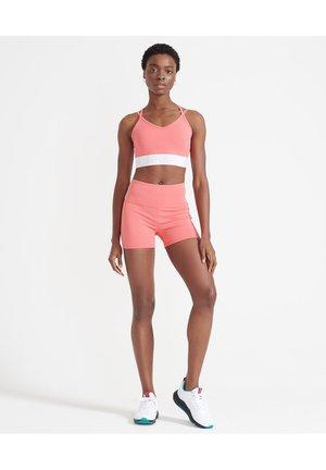Leggings - skate pink