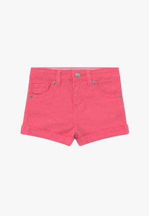GIRLFRIEND - Jeans Shorts - camellia rose
