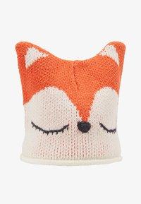 Benetton - HAT FOX - Bonnet - orange - 1