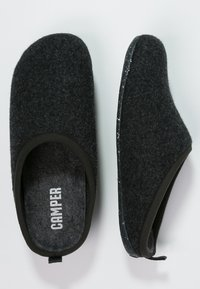 Camper - WABI - Pantoffels - dark gray - 1