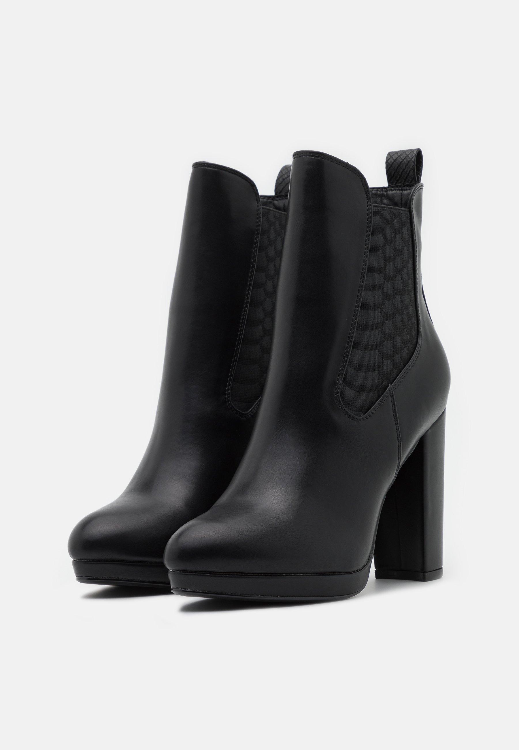Buffalo MICAIAH High Heel Stiefelette black/schwarz