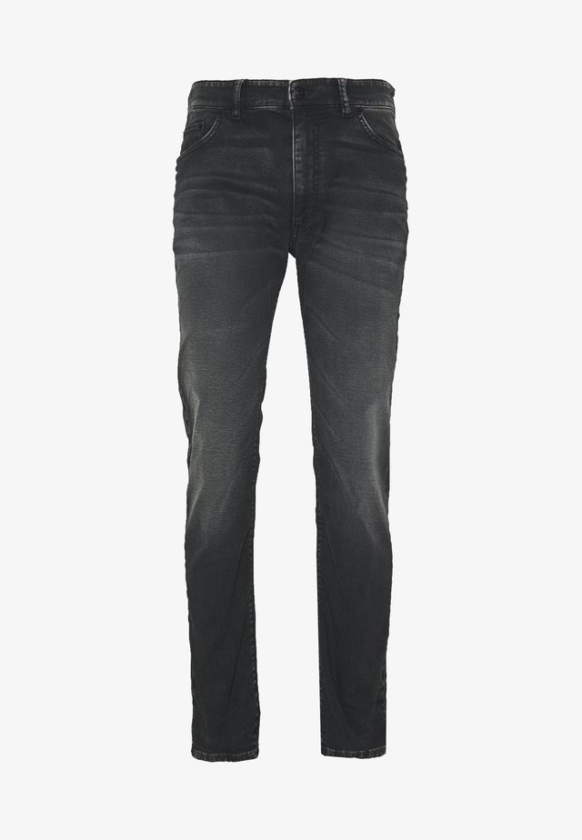 SLICK - Slim fit jeans - grau