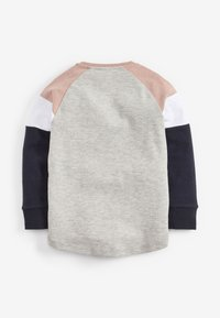 Next - LONG SLEEVE - Long sleeved top - grey - 1