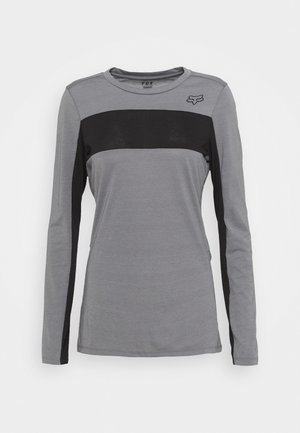 RANGER - Long sleeved top - grey