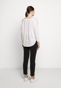 CLOSED - WOMEN´S - Long sleeved top - ivory - 2
