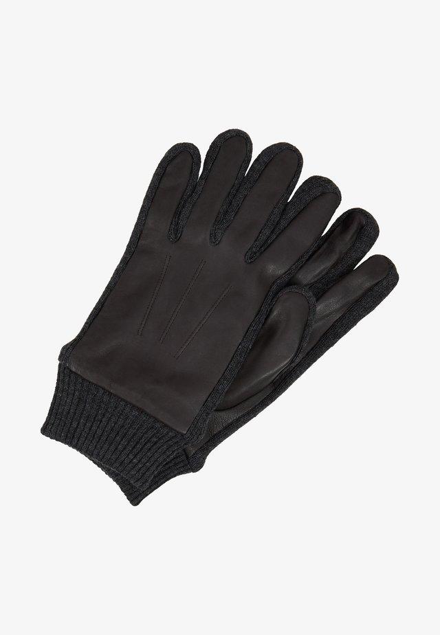 LOVILIN - Gloves - dark grey