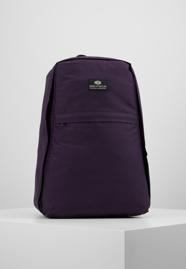 DAYPACK BREATHARD - Sac à dos - grape