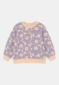 Marimekko - KUULAS MINI UNIKKO - Sweatshirt - light beige/lavender - 0