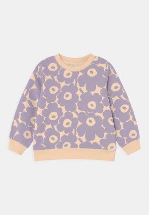 KUULAS MINI UNIKKO - Sweatshirt - light beige/lavender